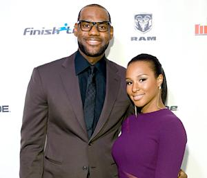 LeBron James' Wife Savannah Brinson Pregnant, Expecting Third Child