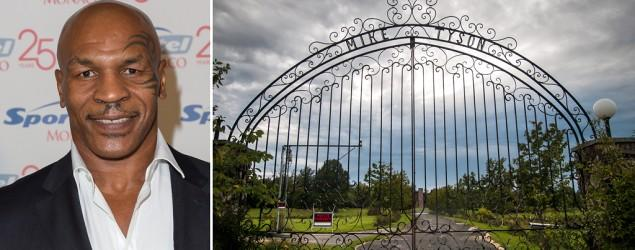 Mike Tyson's former mansion becoming a church