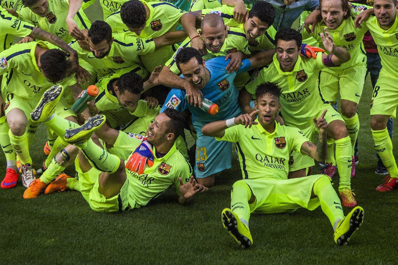 Relegation battle comes down to last day of Spanish league