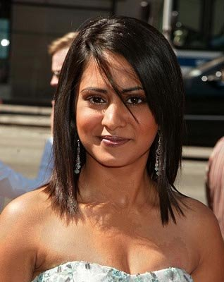 Parminder Nagra at the New York premiere of Miramax's Ella Enchanted