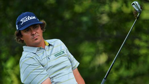 Dufner has 36-hole lead with record round of 63