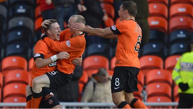 Scottish Football - Last-gasp Dundee United hold Kilmarnock in thriller