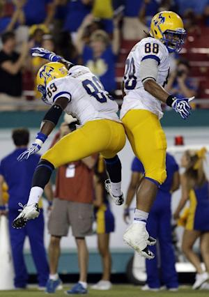 McNeese State ruins South Florida's opener 53-21