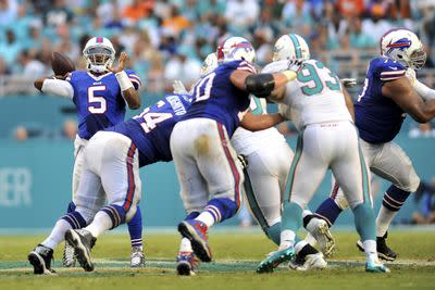 Fantasy football start/sit: Tyrod Taylor could have a nice fantasy day