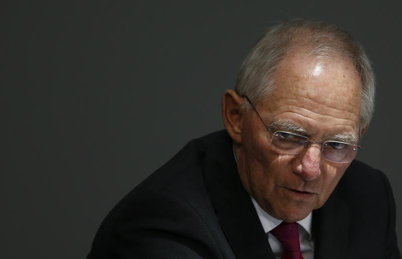 'Cheap money shouldn't stop reform zeal' in euro zone - Schaeuble