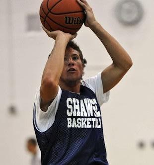 Shawnee basketball star and Mucha-Habermann survivor Josh Borrelli — Philadelphia Inquirer