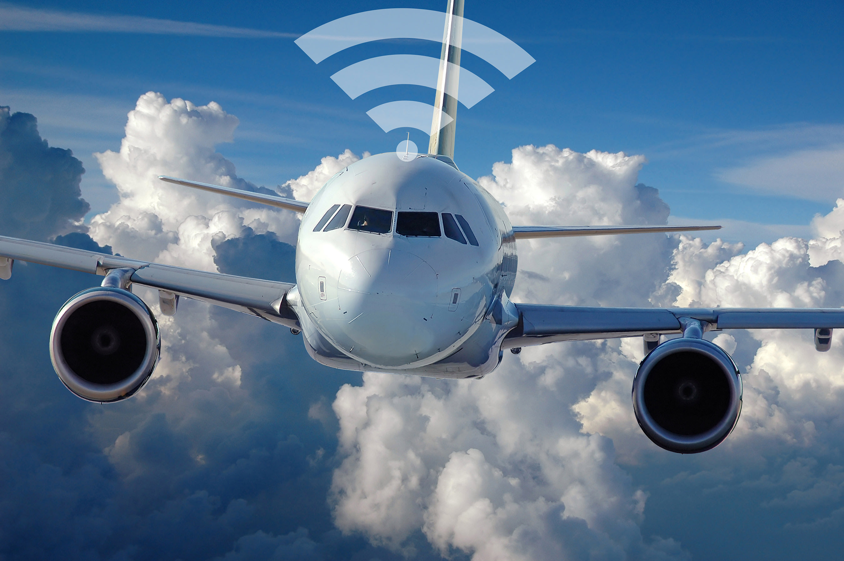 Commercial Aircraft Wi-Fi