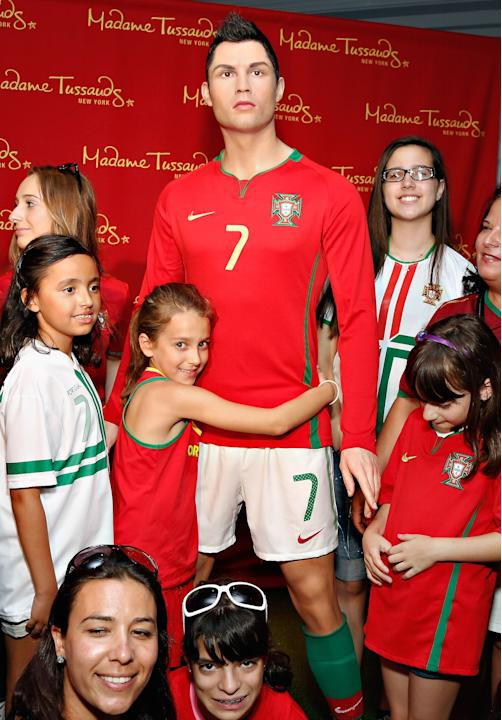 Madame Tussauds New York To Launch Cristiano Ronaldo Wax Figure