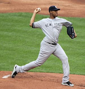 Ivan Nova Competing for Final Spot in New York Yankees Rotation