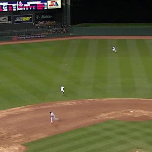 Napoli's RBI single