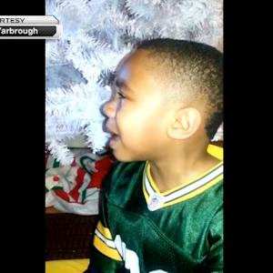 Young Packers fan cries after loss to Seahawks
