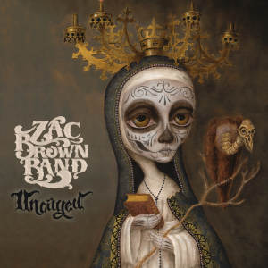 """This CD cover image released by Southern Ground/Atlantic shows """"Uncaged,"""" the latest release by the Zac Brown Band. (AP Photo/Southern Ground/Atlantic)"""