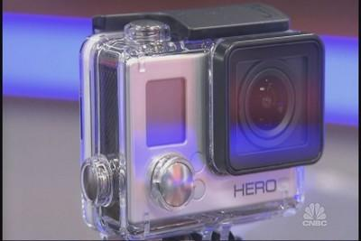 GoPro beats Q3 estimates