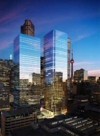 Brookfield's Bay Adelaide Centre East Designed to Achieve LEED(R) Platinum Certification