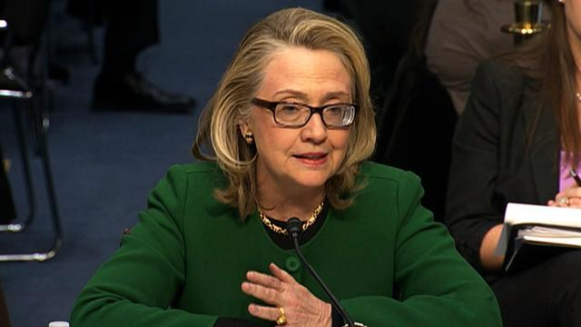 House report slams Sec. Clinton on Benghazi