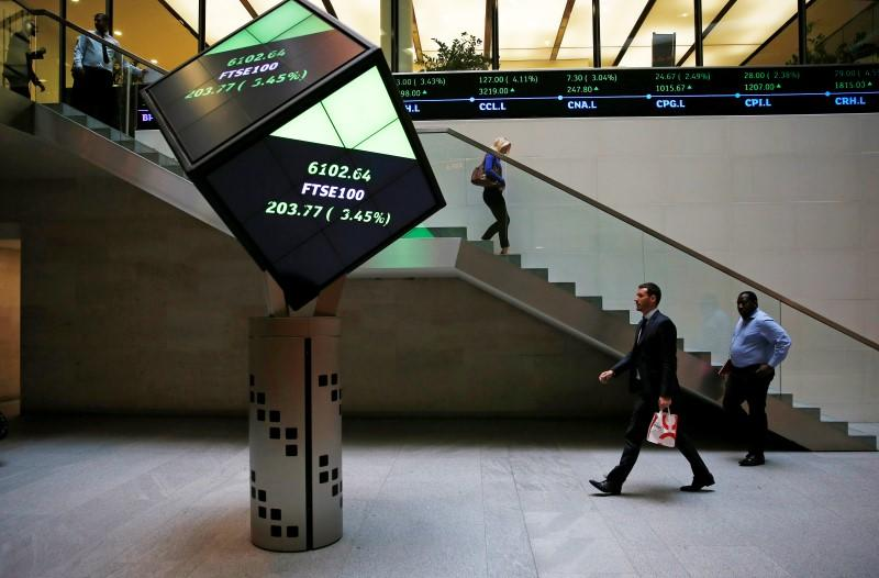 FTSE 100 gets boost after weak dollar helps commodities