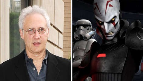 Brent Spiner Star Wars Rebels