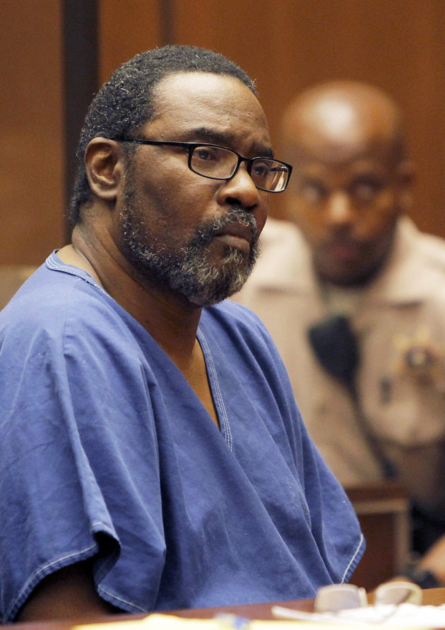 LA Serial Killer Sentenced To Death For 3 Murders