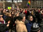 Advocates Rally Gay Marriage As Supreme Court Prepares To Hear Cases