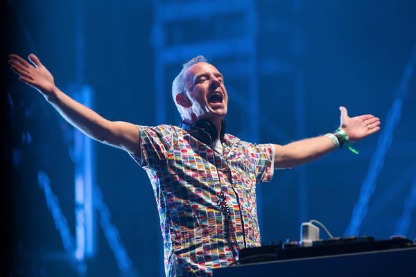 Fatboy Slim: Las Vegas' EDM Scene 'Really Isn't for Me'