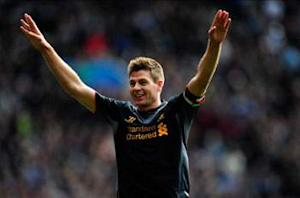 Rodgers delighted with Gerrard's commitment to Liverpool