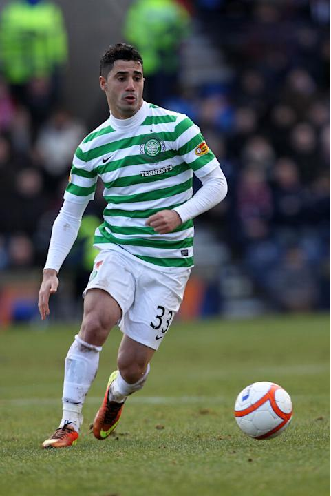 Soccer - Beram Kayal File Photo