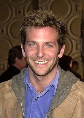 Premiere: Bradley Cooper at the Hollywood premiere of The Count of Monte Cristo - 1/23/2002
