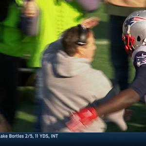 Week 12: New England Patriots running back LeGarrette Blount highlights