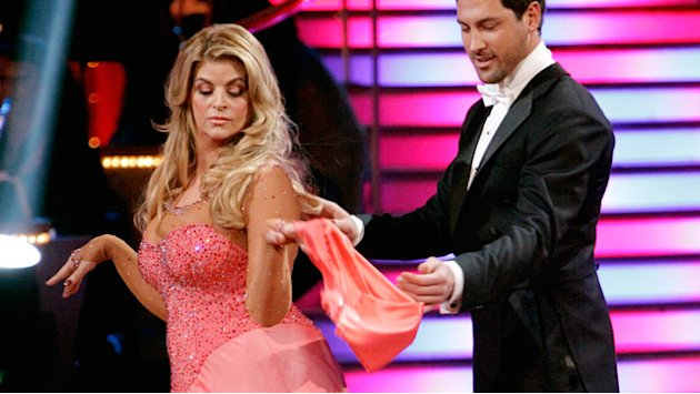 DWTS All Stars Kirstie Alley, Season 12