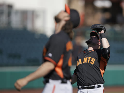 Casey McGehee's move to Giants a homecoming of sorts