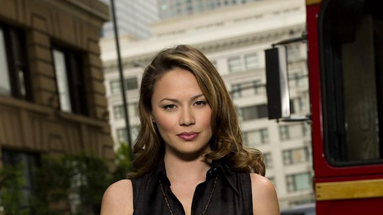 Moon Bloodgood stars as Livia Beale in Journeyman.