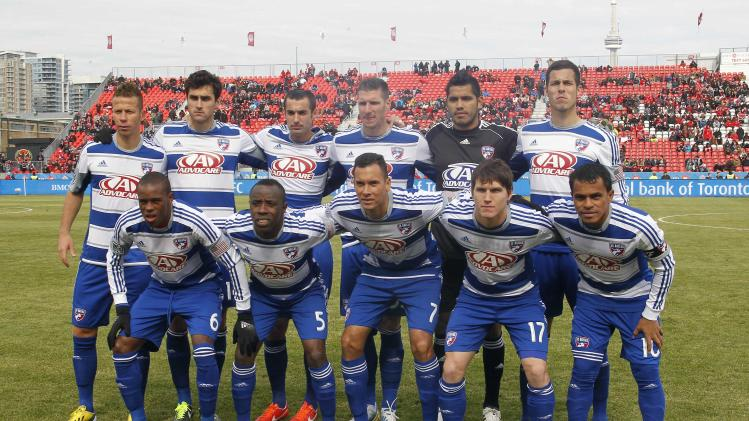 MLS: FC Dallas at Toronto FC