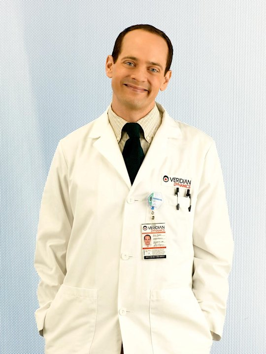 Jonathan Slavin stars as Phil on Better Off Ted. 