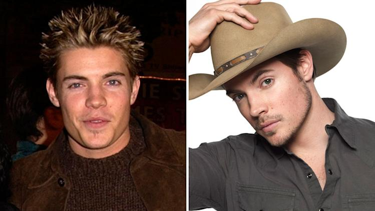 "Josh Henderson (""Popstars 2"" / ""Dallas"")"