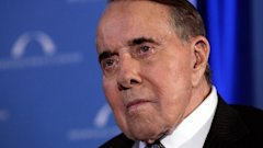 ap bob dole jef 130528 wblog Bob Dole Says He, Reagan Might Not Win in Todays GOP, Thinks Party Should Close for Repairs