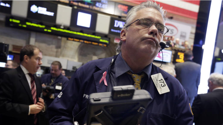Debt ceiling talks push stocks higher