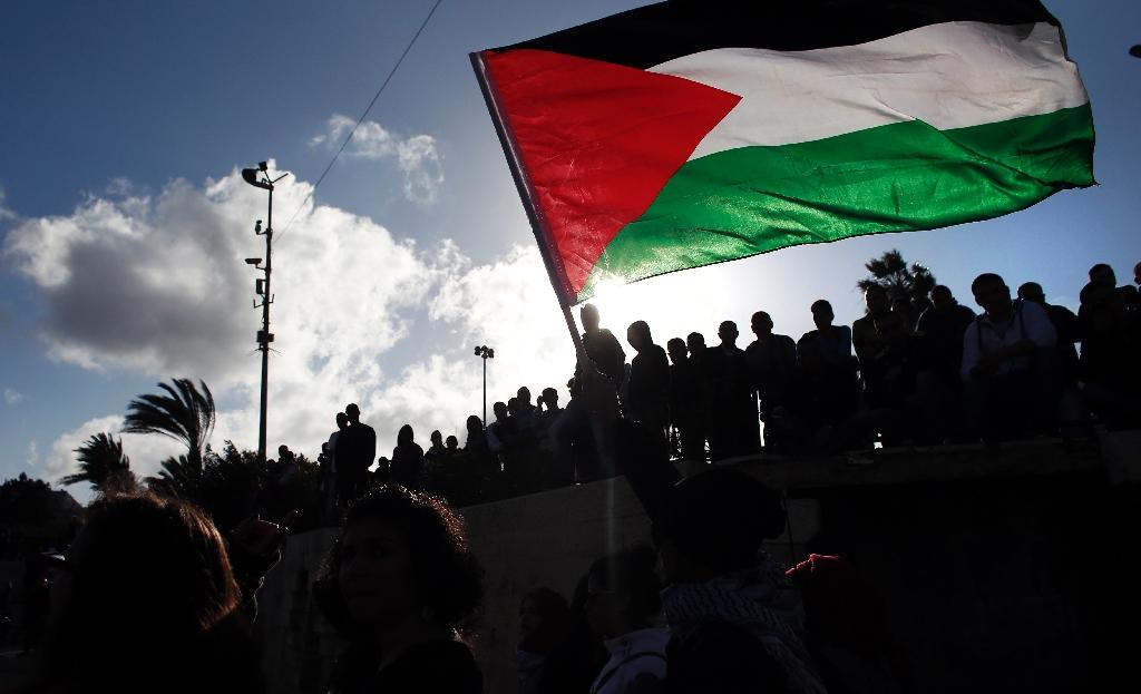 Palestinians want their flag raised at UN