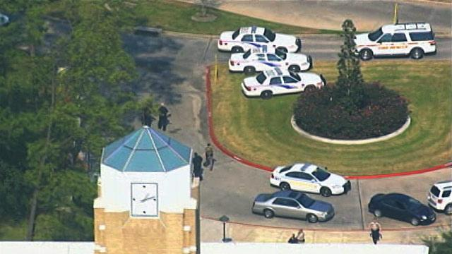 Man Charged in Texas College Shooting