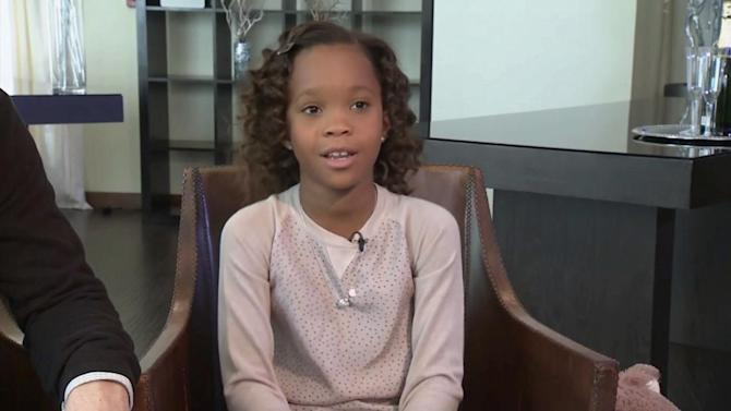 'Beasts of the Southern Wild' star is poised, fearless - director