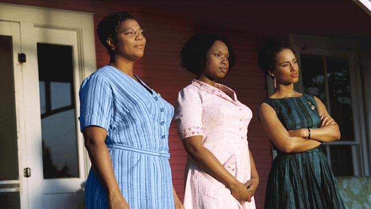 Queen Latifah Jennifer Hudson Alicia Keys The Secret Life of Bees Production Stills Fox Searchlight 2008