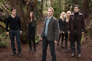 Twilight Movie Still: Credit AP