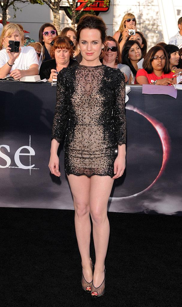 The Twilight Saga Eclipse LA Premiere 2010 Elizabeth Reaser