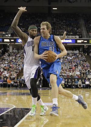 Ellis, Mavs win 3rd straight, 93-91 over Kings