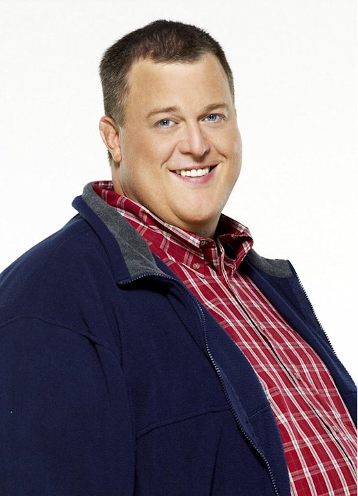 Billy Gardell stars as Officer Mike Biggs in&quot;Mike &amp; Molly.&quot; 