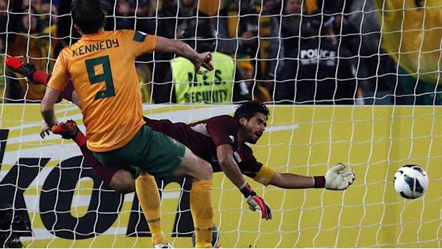 World Cup - Australia, Iran and South Korea qualify for Brazil