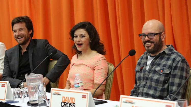 """Arrested Development"" Press Conference"