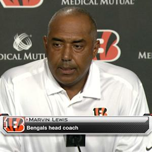Bengals postgame press conference