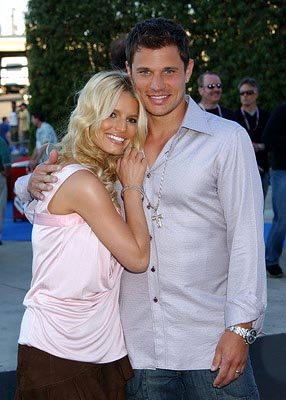 Jessica Simpson, Nick Lachey Teen Choice Awards - 7/2/2003