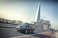 Nissan has unveiled a new vision for the future of the London 'black cab' and its 300,000 daily users – the Nissan NV200 London Taxi