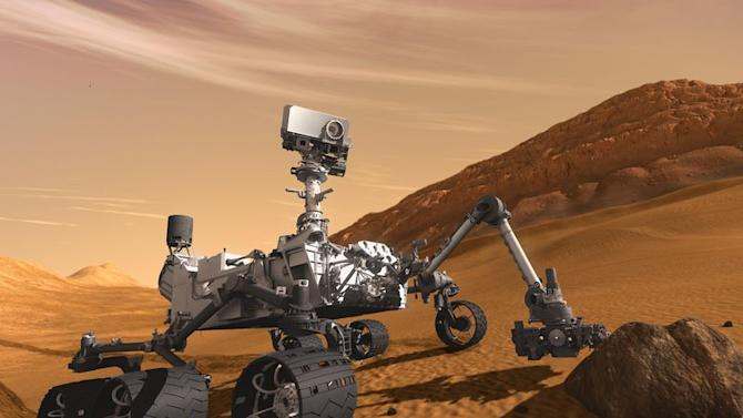 How NASA's Curiosity rover could settle the debate over methane on Mars